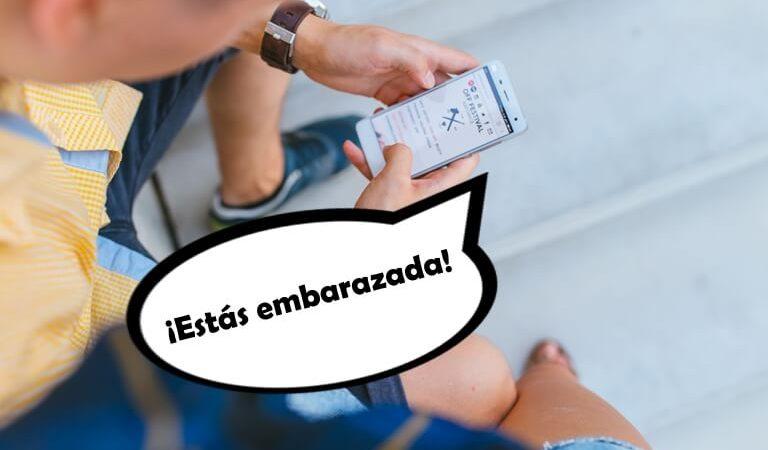 Crea un bot en Telegram como test de embarazo