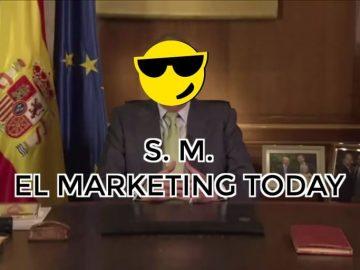 Mensaje de Navidad de S. M. EMKT (que sigue siendo el rey)
