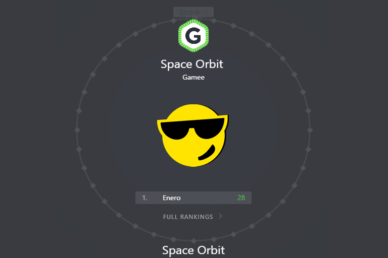 Reto Space Orbit de EMKT
