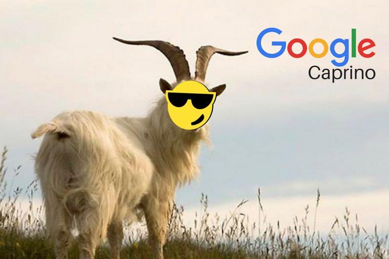El nuevo Google Caprino