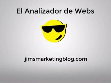 El Analizador de Webs (jimsmarketingblog.com)