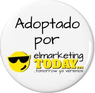 Chapa de Blogger Adoptado