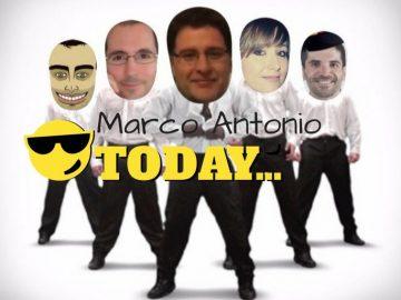 Marco Antonio en Adopta un Blogger