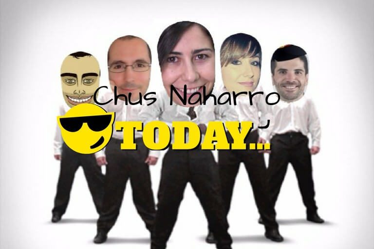 Adoptamos a Chus Naharro