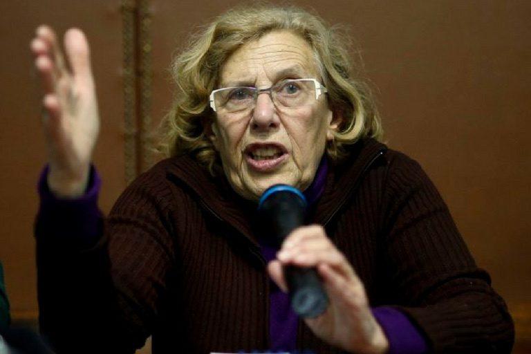Carmena culpa a los Vendehumos de la alta contaminación de Madrid