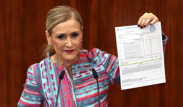 """La URJC oferta un nuevo Máster en Política """"Cómo aprender a dimitir"""""""