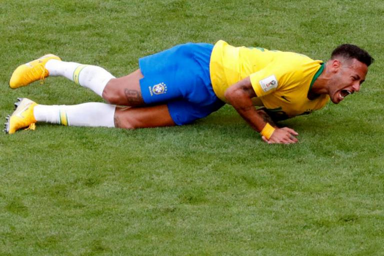 Hacer un Neymar
