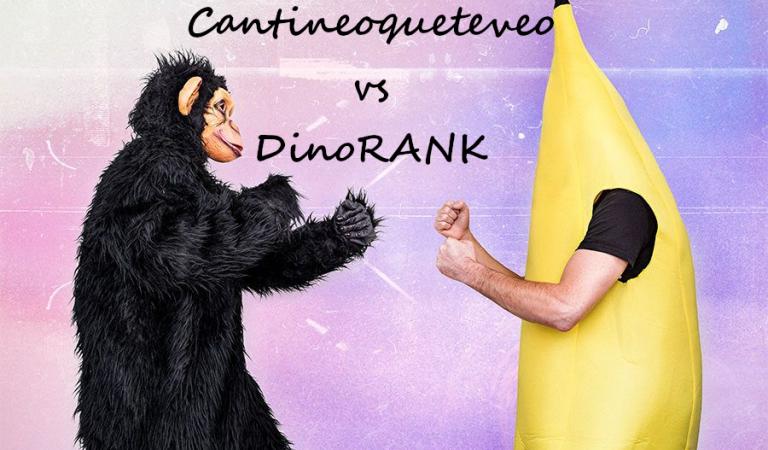 CantineoQueTeVeo desplaza a Dinorank y Enlazalia te disfraza