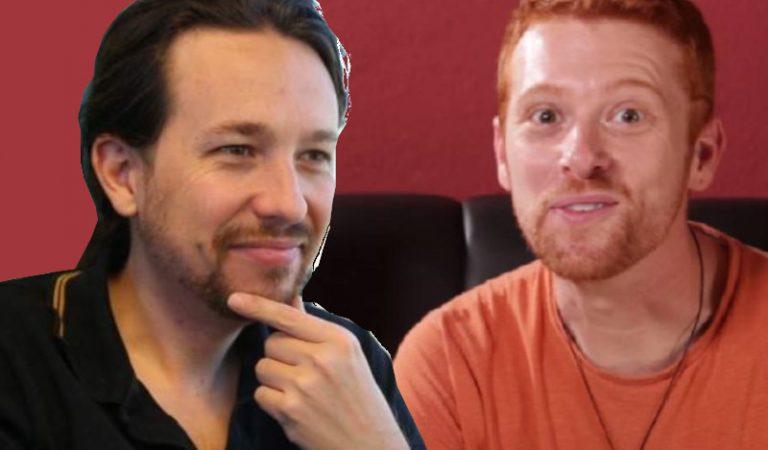 Pablo Iglesias contrata a JPelirrojo para un mentoring grupal