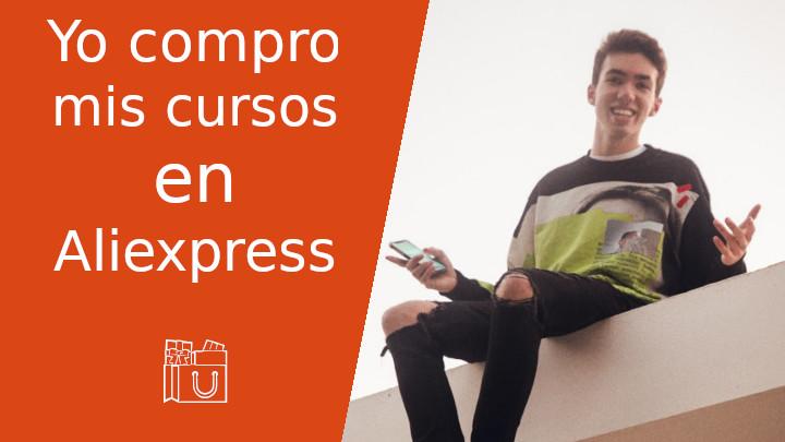 Bruno Sanders confiesa que sus cursos son de Aliexpress